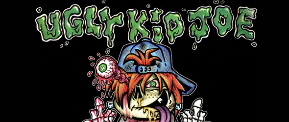 ugly kid joe slide - Ugly Kid Joe - Uglier Than They Used Ta Be (Album Review)