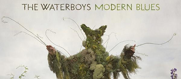 waterboys modern blues1 - The Waterboys - Modern Blues (Album Review)