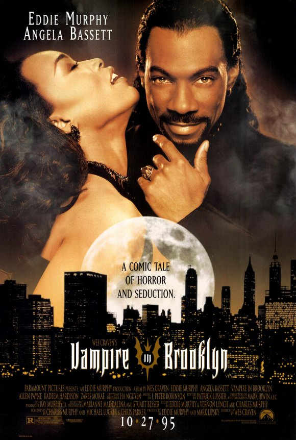 1995 vampire in brooklyn poster1 - Vampire in Brooklyn Still Has Bite 20 Years Later
