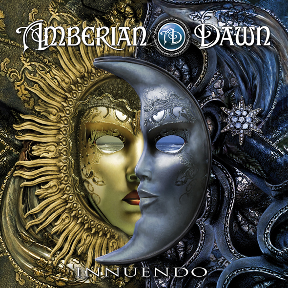 631 AmberianDawn CMYK - Amberian Dawn - Innuendo (Album Review)