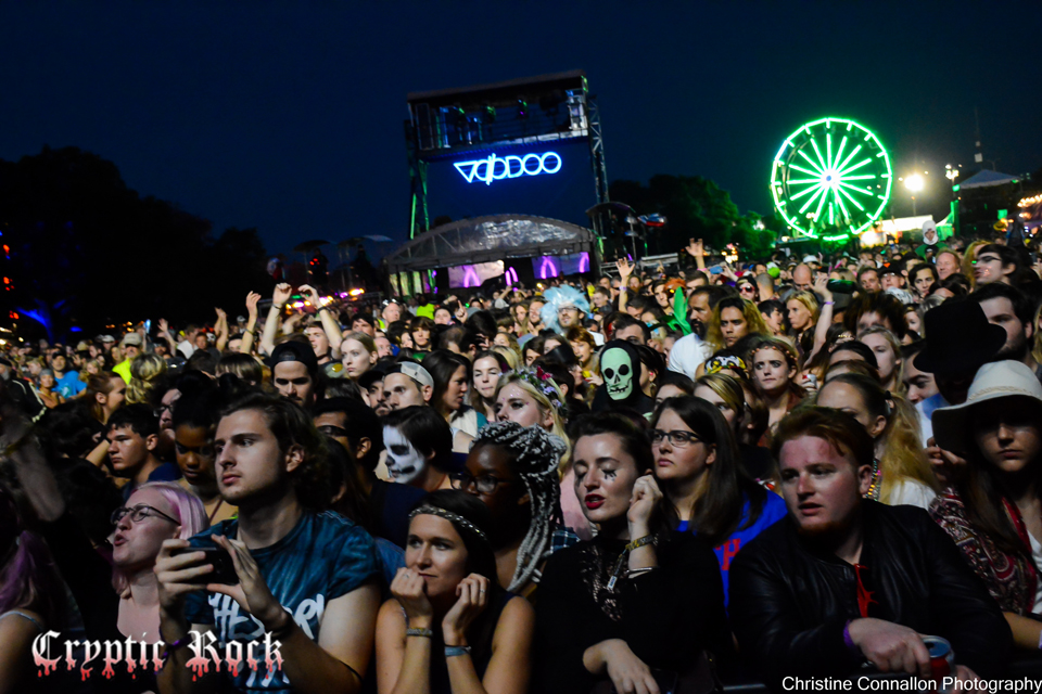 Festival 7 - The Voodoo Music + Arts Experience Marches On New Orleans, LA 10-31-15