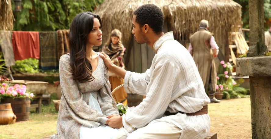 Once Upon a Time season 5 episode 7 - Once Upon a Time - Nimue  (Season 5 Episode 7 Review)