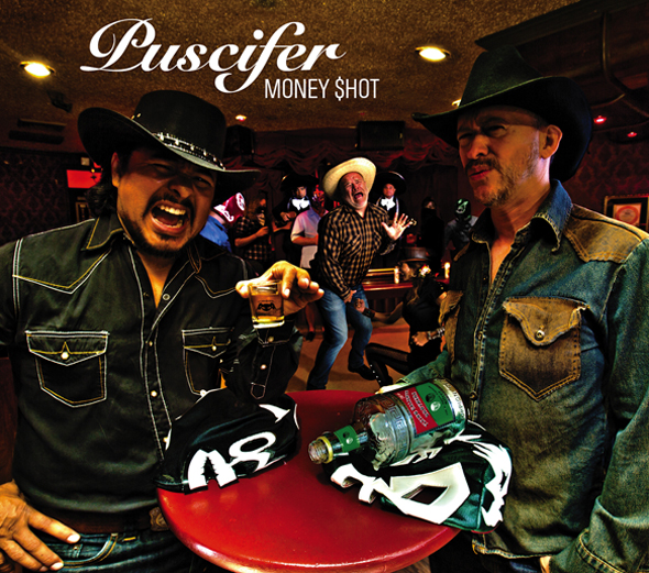 Puscifer Money Shot Cover 300 dpi - Puscifer - Money Shot (Album Review)