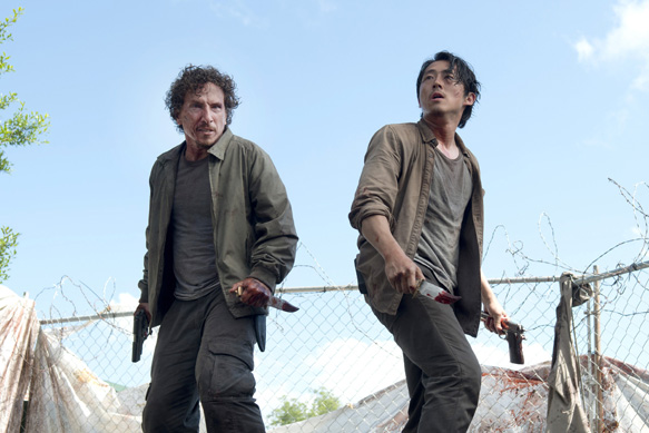 TWD 603 GP 0604 0131 - The Walking Dead - Thank You (Seasons 6/ Episode 3 Review)