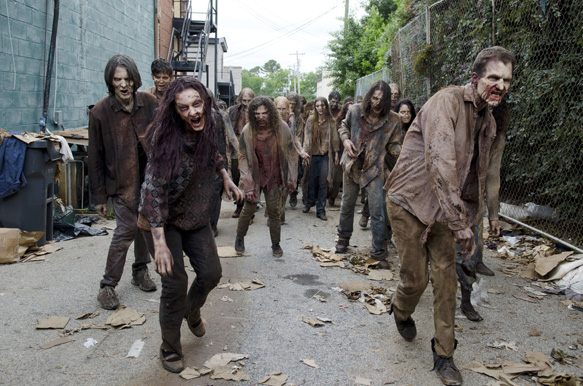 TWD 603 GP 0604 0411 - The Walking Dead - Thank You (Seasons 6/ Episode 3 Review)