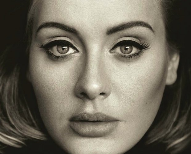 adele 25 album cover - CrypticRock Presents: The Best Albums of 2015
