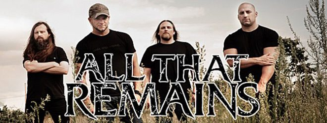 all that remains slide 580x244 1 - Interview - Phil Labonte of All that Remains Talks 2015