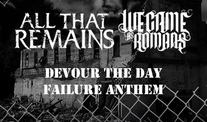 all that remains we came as romans tickets 11 06 15 17 560c51cc19135 - Interview - Phil Labonte of All that Remains Talks 2015