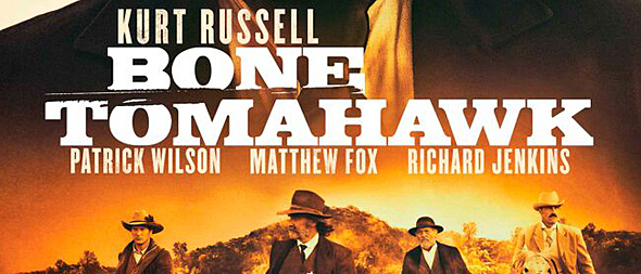 bone poster1 - Bone Tomahawk (Movie Review)