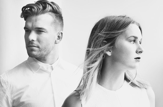 broods evergreen promo photo - Broods - Evergreen (Album Review)
