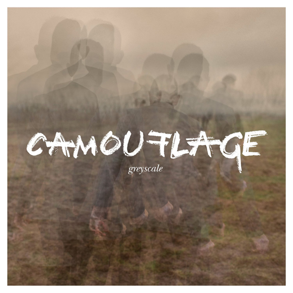 camouglage album cover - Camouflage - Greyscale (Album Review)