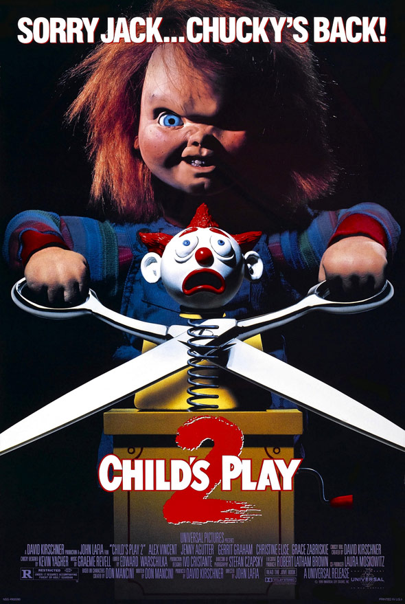 childs play 2 - Child's Play 2 Still After Souls 25 Years Later
