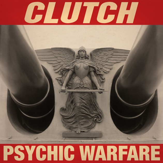 clutch front cover v9 hi res - Clutch - Psychic Warfare (Album Review)
