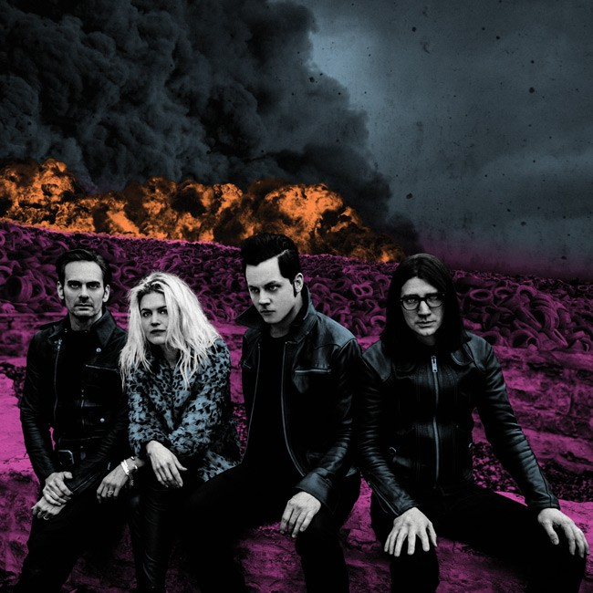 dead weather 1 - The Dead Weather - Dodge and Burn (Album Review)