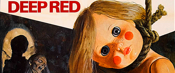deep red slide - Dario Argento's Deep Red - 40 Years Later, And Still No Color Fade