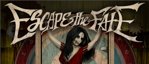 escape the fate hate cover1 - Escape the Fate - Hate Me (Album Review)