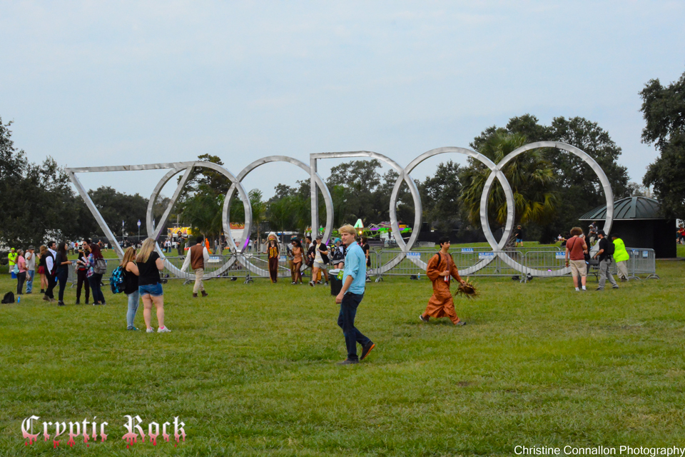 festival 15 - The Voodoo Music + Arts Experience Marches On New Orleans, LA 10-31-15