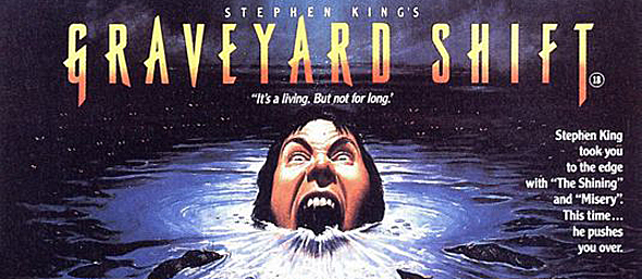 graveyard slide - Stephen King's Graveyard Shift 25 Years Later