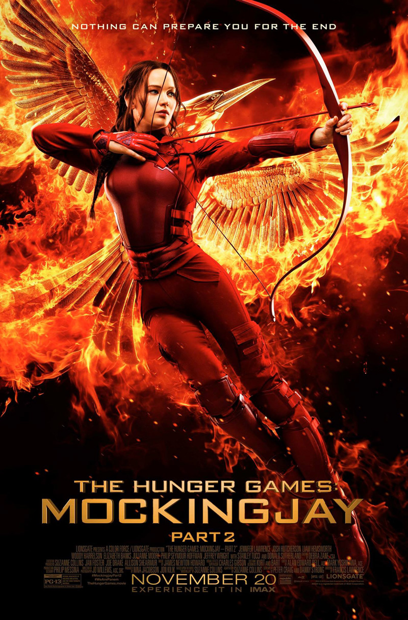 hungergamesfinalsmall - The Hunger Games: Mockingjay - Part 2 (Movie Review)
