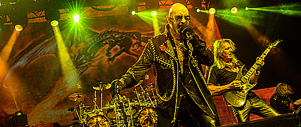 judas slide 2 - Judas Priest Rise At The Paramount Huntington, NY 11-5-15 w/ Mastodon