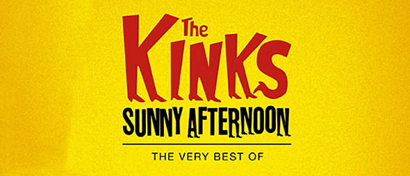 kinks slide - The Kinks - Sunny Afternoon: The Very Best Of (Album Review)