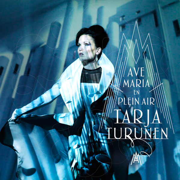 tarja - Tarja Turunen - Ave Maria - En Plein Air (Album Review)