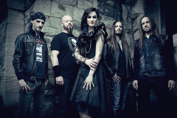 xandria promo - Xandria - Fire & Ashes (Album Review)