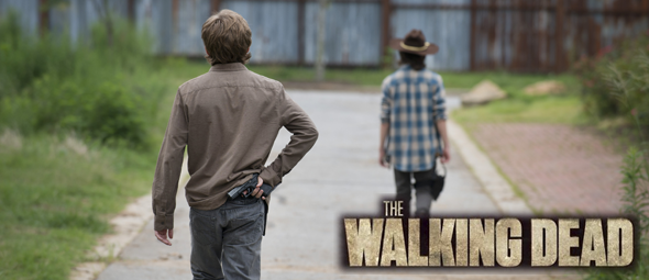 607 slide - The Walking Dead - Always Accountable & Heads Up (Season 6/ Episode 606 & 607 Review)