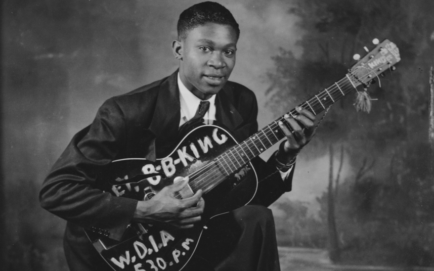 BBKingearly 3257856k - B.B. King - Remembering The King Of The Blues