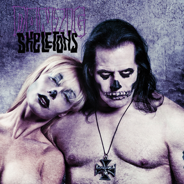 Danzig Skeletons Artwork1 - Danzig - Skeletons (Album Review)