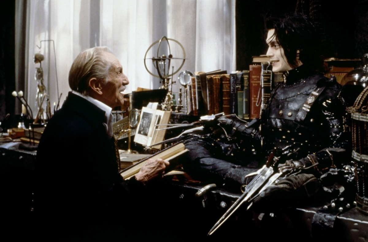 Edward creator edward scissorhands 3 - Edward Scissorhands: A Gothic Classic 25 Years Later