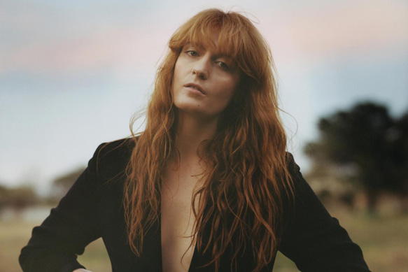 Florence The Machine new promo Tom Beard - Florence + the Machine - How Big, How Blue, How Beautiful (Album Review)