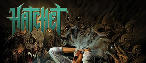 Hatchet Fear Beyond Lunacy cover - Hatchet - Fear Beyond Lunacy (Album Review)