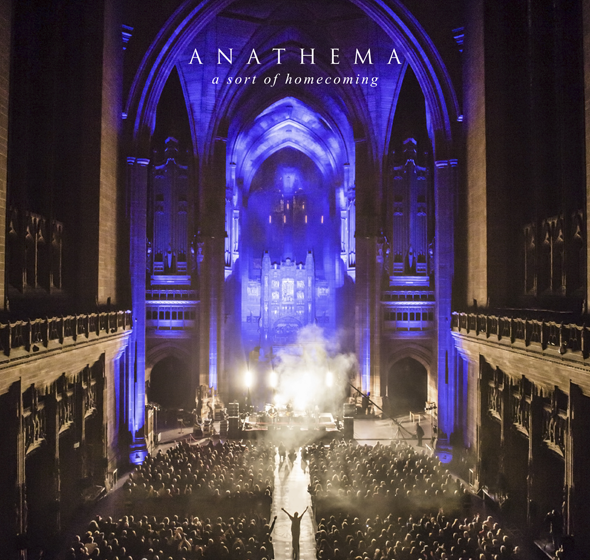 Homecoming cover - Anathema - A Sort Of Homecoming (Album Review)
