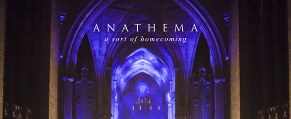 Homecoming cover1 - Anathema - A Sort Of Homecoming (Album Review)