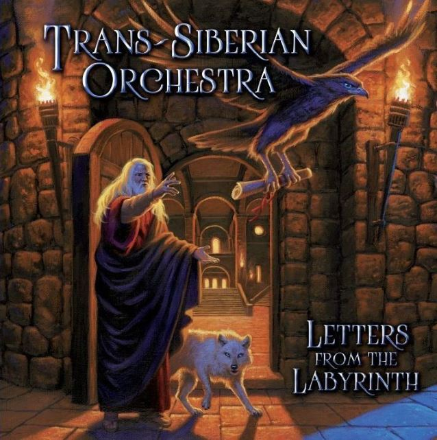 Letters From the Labyrinth - Trans-Siberian Orchestra - Letters from the Labyrinth (Album Review)