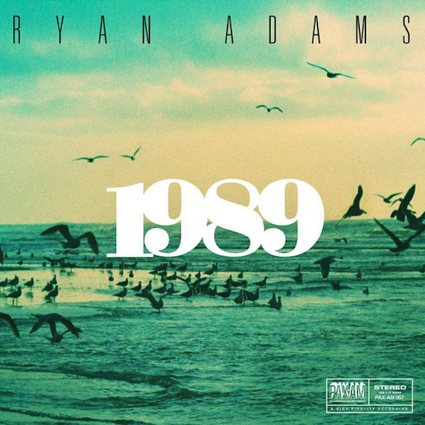 RyanAdams1989 - Ryan Adams - 1989 (Album Review)