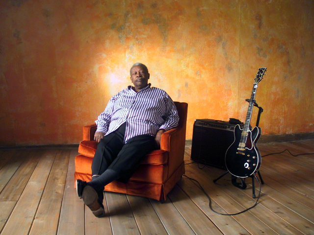 bb king promo - B.B. King - Remembering The King Of The Blues