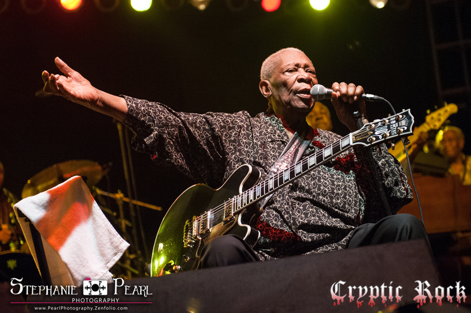 bbking greatsouthbayfestival 072014 stephpearl 17 - B.B. King - Remembering The King Of The Blues