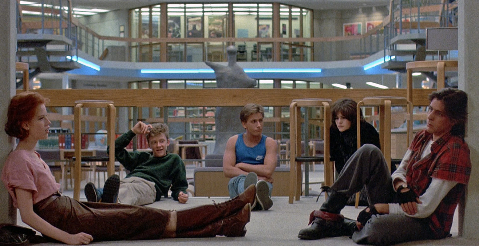 bc - The Breakfast Club - Generation Defining 30 Years Later