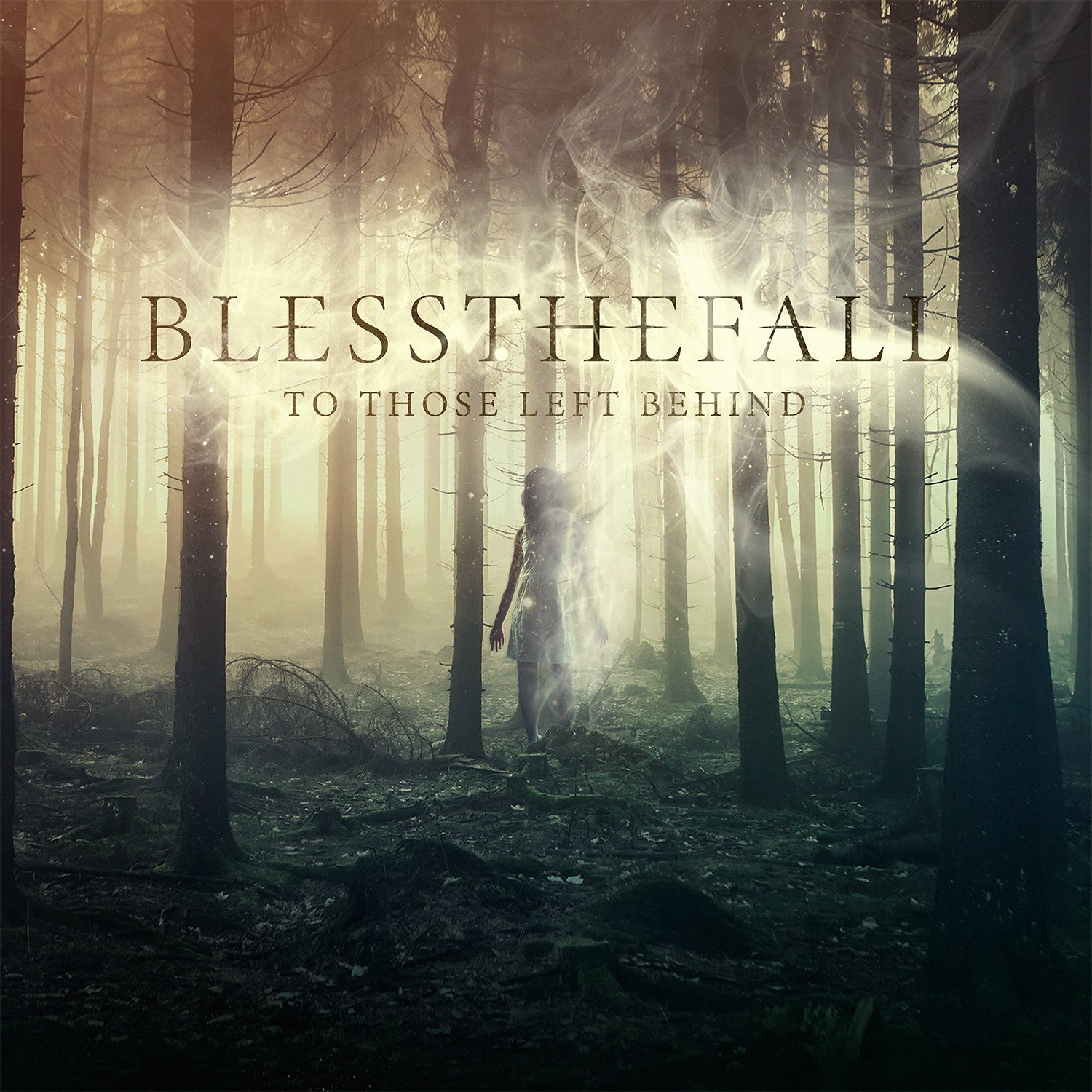 blessthefall those - Interview - Beau Bokan of Blessthefall