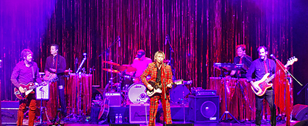 bogmen slide - The Bogmen Return Home The Paramount Huntington, NY 12-19-15 w/ Indaculture, NY Lights