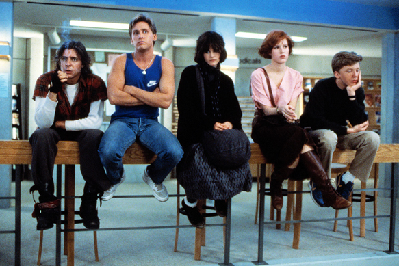 breakfast club - The Breakfast Club - Generation Defining 30 Years Later