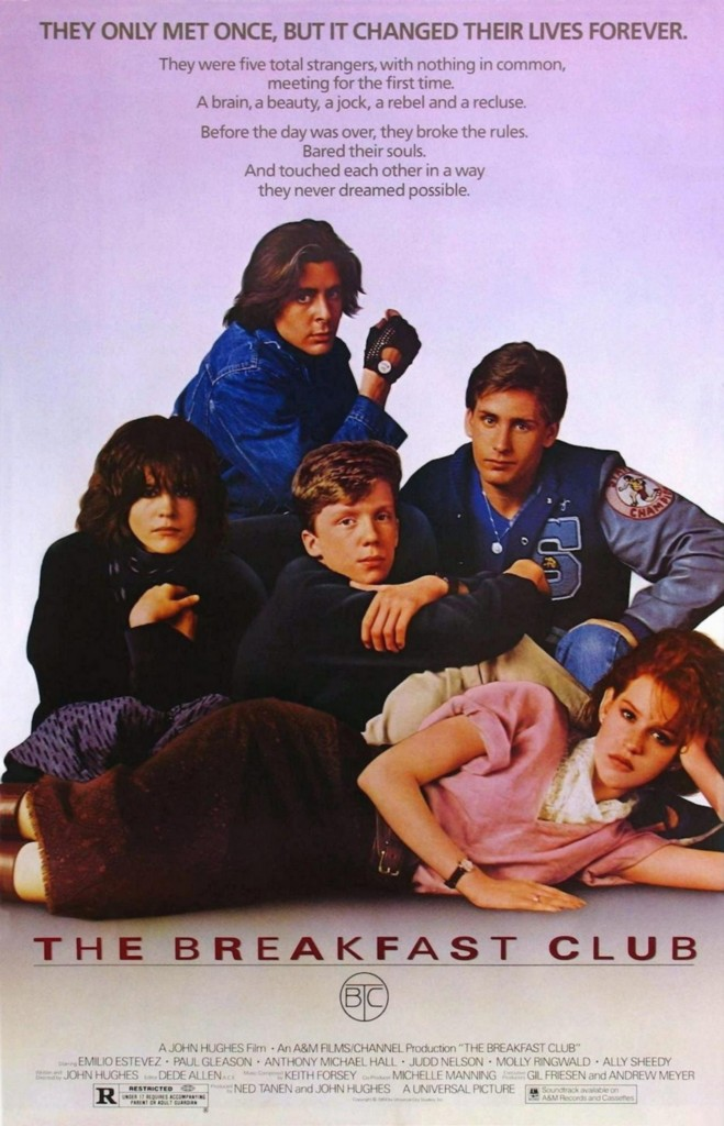 breakfast poster - The Breakfast Club - Generation Defining 30 Years Later