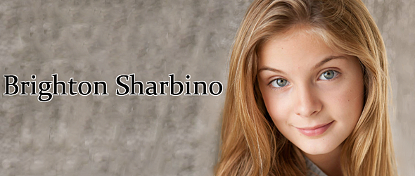 brighton slide - Interview - Brighton Sharbino of The Walking Dead