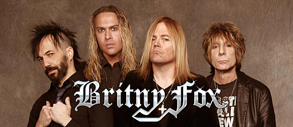 britny slide - Interview - Johnny Dee of Britny Fox