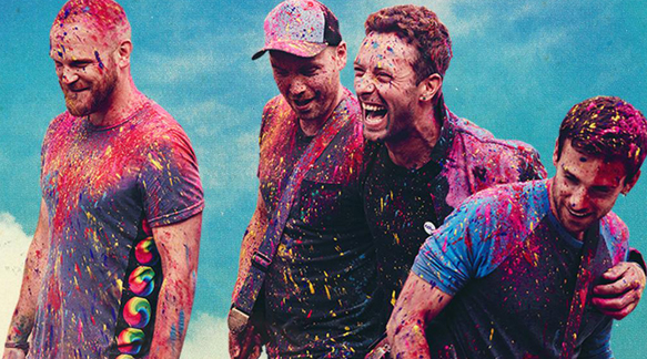 Coldplay - A Head Full of Dreams (Album Review) - Cryptic Rock