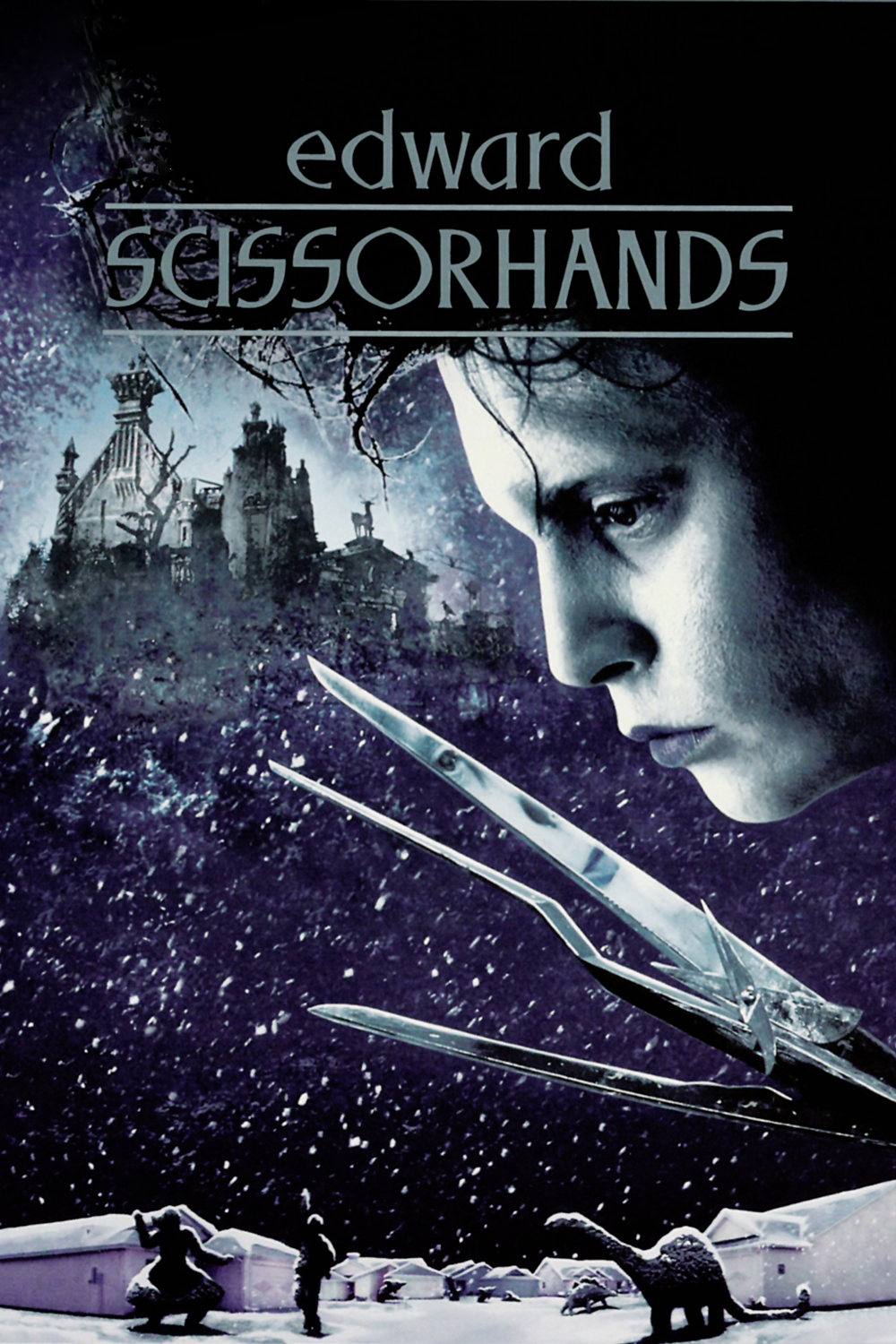 edward poser - Edward Scissorhands: A Gothic Classic 25 Years Later
