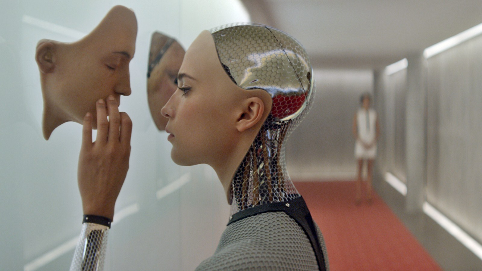 ex machina 1 - Ex Machina (Movie Review)