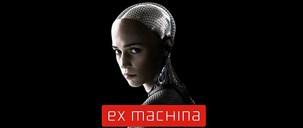 ex machina slide - Ex Machina (Movie Review)